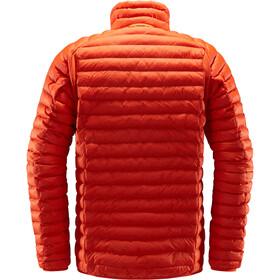 Haglöfs Essens Mimic Jacket Herr Habanero/Maroon Red